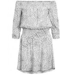 Off - shoulder dress