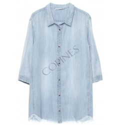 Blouse light wash